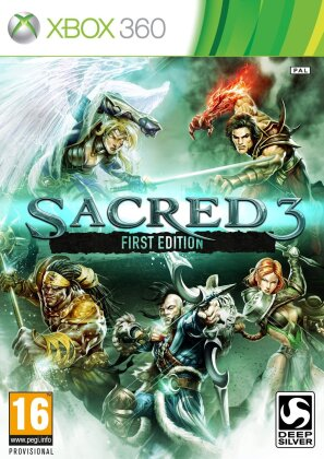 Sacred 3 - First Edition (GB-Version)