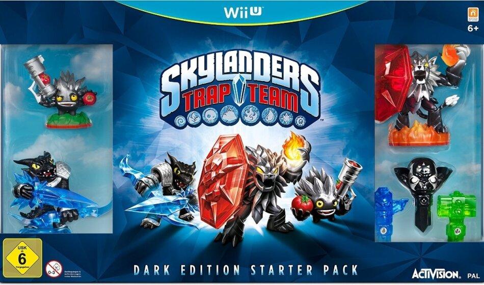 Skylanders Trap Team Starter Pack (Dark Edition)