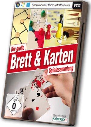 Große Brett & Karten Spielesammlung