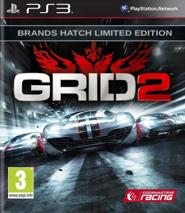 Grid 2 - Brands Hatch Edition (GB-Version)