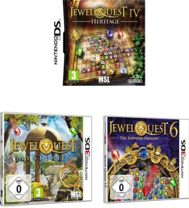 3in1 Jewel Quest Edition