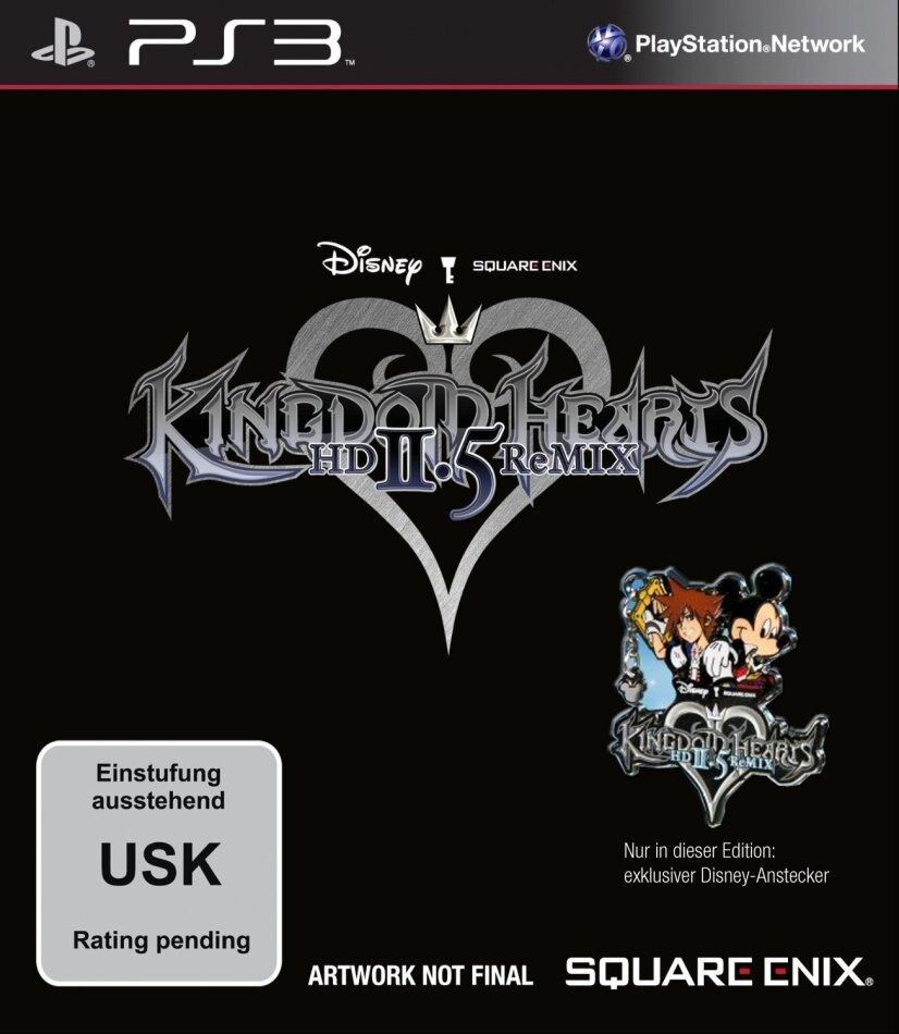 Kingdom Hearts HD 2.5 Remix (Édition Limitée)