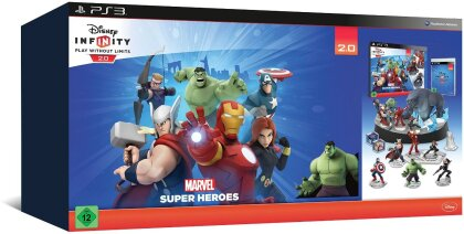 Disney Infinity 2.0 - Marvel Super Heroes (Édition Collector)