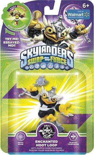 Enchanted Hoot Loop Exclusive Character for Skylanders Swap Force