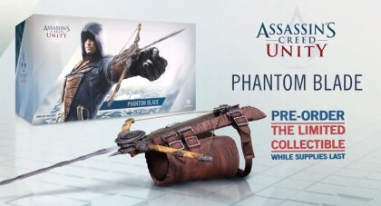 Assassins Creed Unity - Phantom Blade