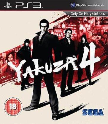 Yakuza 4 (GB-Version)