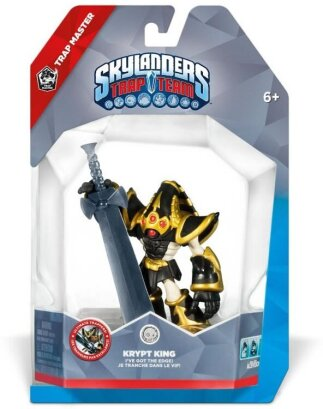 Skylanders Trap Team Trap Masters W1.0 Krypt King