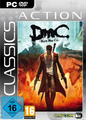 DMC - Devil May Cry - Classics Action