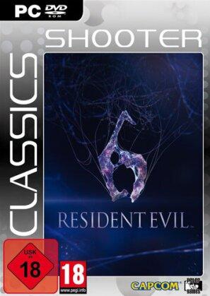 Resident Evil 6 - Classics Action
