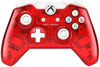 Rock Candy Wired Controller - red