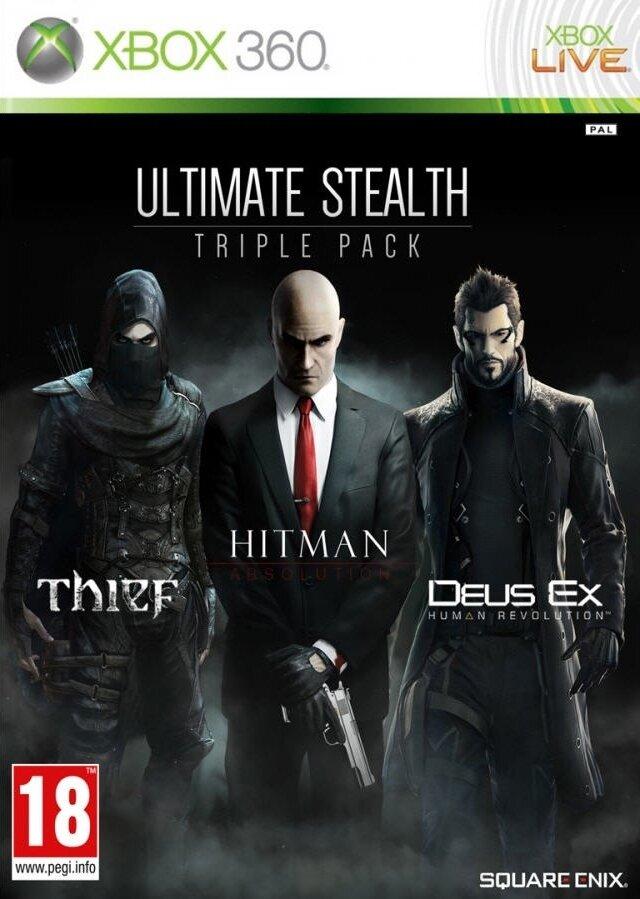 Ultimate Stealth Triple Pack