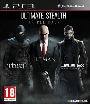 Ultimate Stealth Triple Pack