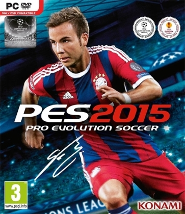 PES 2015 - Pro Evolution Soccer 2015 (Day One Edition)