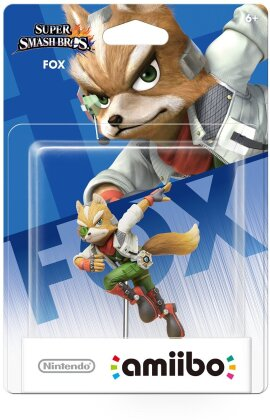 amiibo Super Smash Bros. Character - Fox
