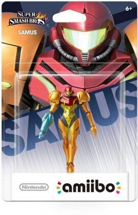 amiibo Super Smash Bros. Character No. 07 - Samus