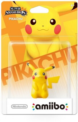 amiibo Super Smash Bros. Character No. 10 - Pikachu