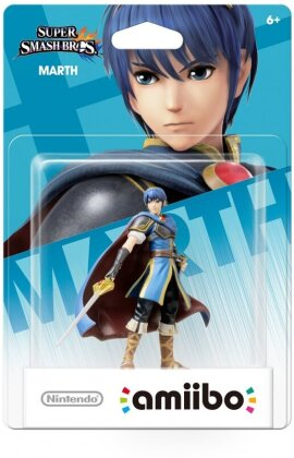 amiibo Super Smash Bros. Character No. 12 - Marth