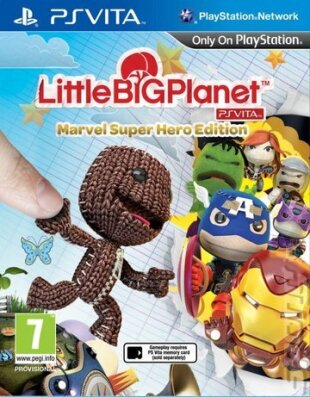 Little Big Planet (Marvel Super Hero Edition)