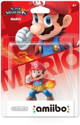 amiibo Super Smash Bros. Character No. 01 - Mario