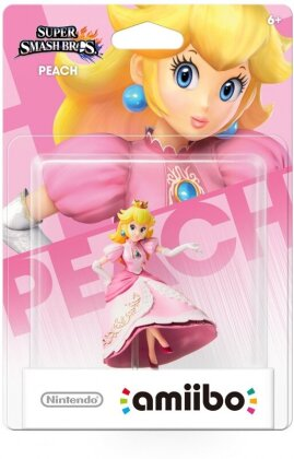 Amiibo Smash Peach