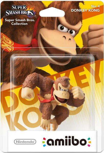 amiibo Super Smash Bros. Character No. 04 - Donkey Kong