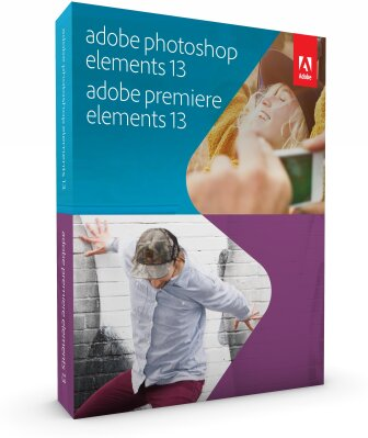 Adobe Photoshop & Premiere Elements 13.0
