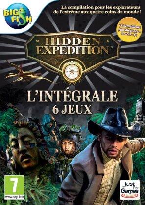 Hidden Expedition - L'intégrale 6 jeux