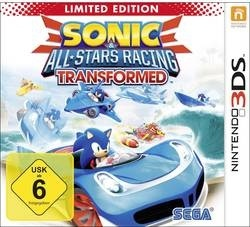 Sonic Allstar Racing 2 Transformed (Édition Limitée)