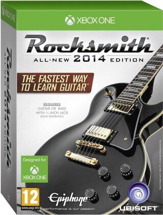 Rocksmith 2014 mit Kabel