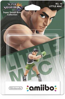 amiibo Super Smash Bros. Character No. 16 - Little Mac