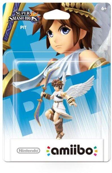 amiibo Super Smash Bros. Character No. 17 - Pit