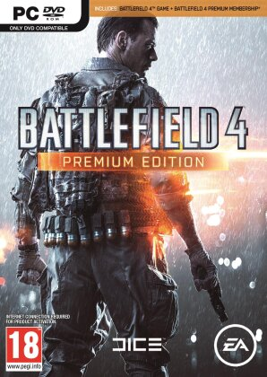 Battlefield 4 (Édition Premium)
