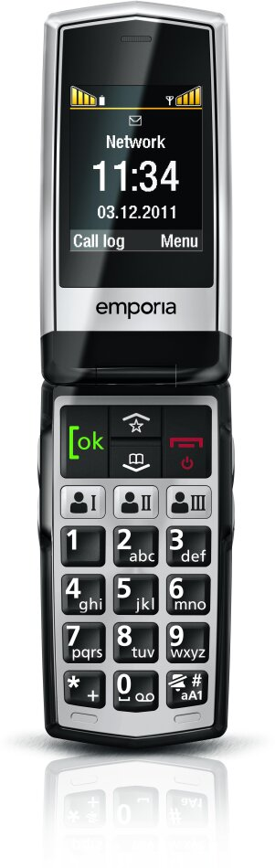 Emporia CLICK Mobile Phone V32