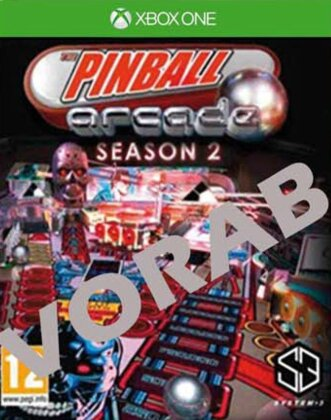 Arcade Pinball Season 2