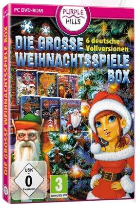 Purple Hills: Die grosse Weihnachtsspiele-Box