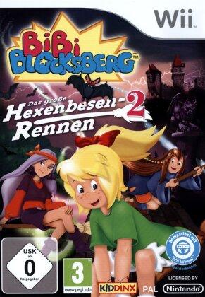 Bibi Blocksberg - Das grosse Hexenbesenrennen 2