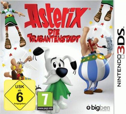 Asterix Die Trabantenstadt
