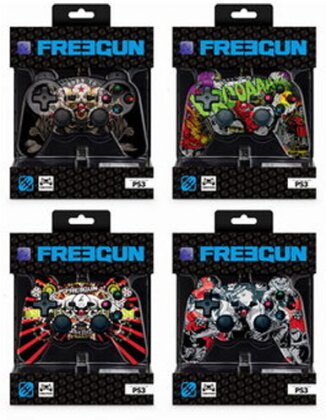 PS3 Controller FREEGUN