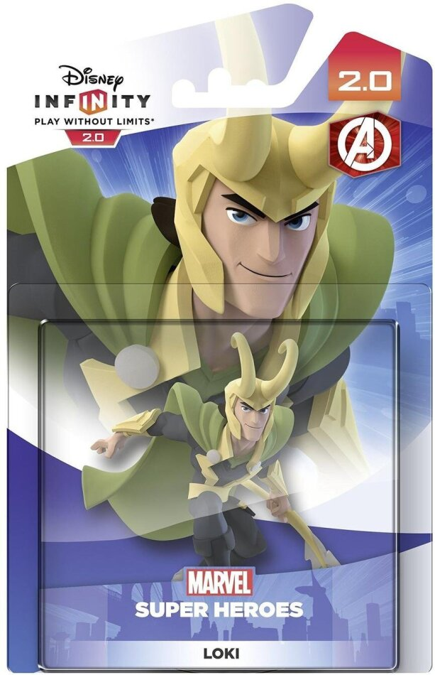 Disney Infinity 2.0 Figur Loki