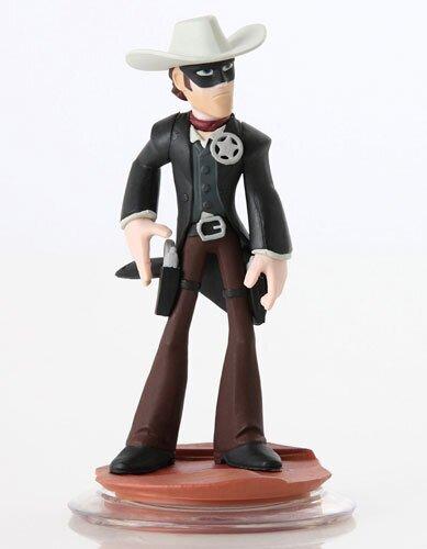 Disney Infinity Figur Lone Ranger