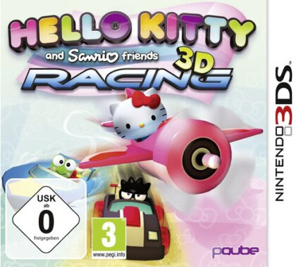 Hello Kitty + Sanrio Friends Racing