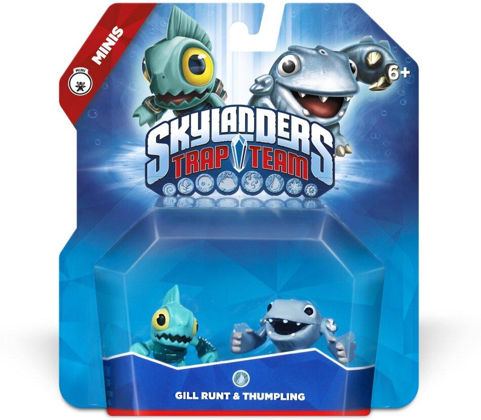 Skylanders Trap Team Minis Pack (Gill Runt, Thumpling)
