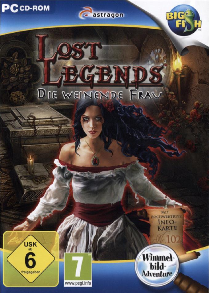 Lost Legends - Die weinende Frau