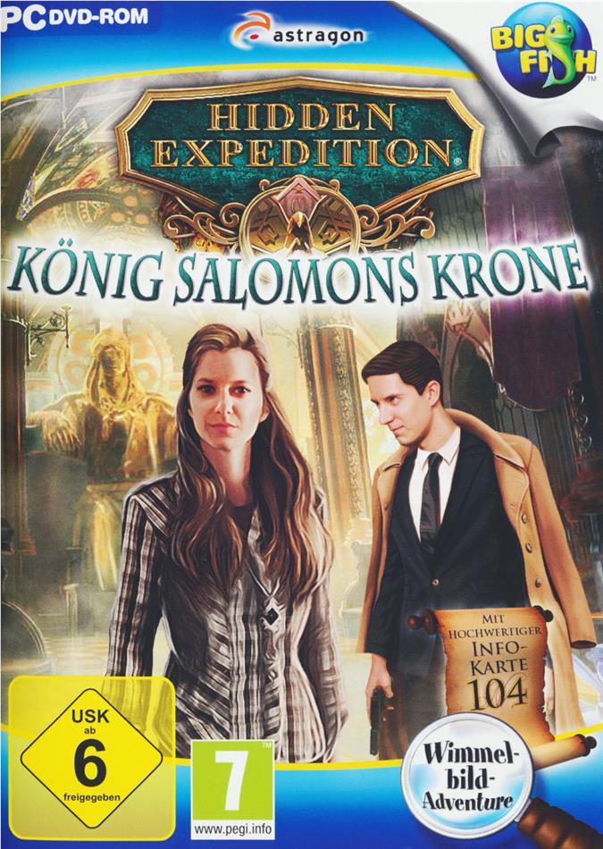 Hidden Expedition - König Salomons
