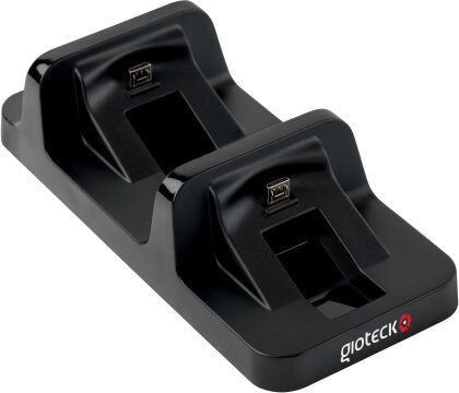 Gioteck DC1 Dual Charging Dock black for PS4