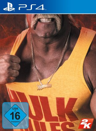 WWE 2k15 - Hulkmania Edition