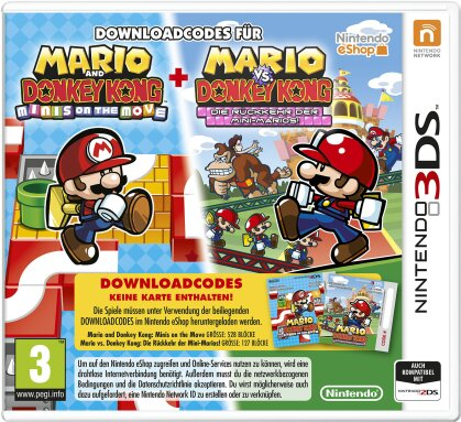 Mario & Donkey Kong: Move & March