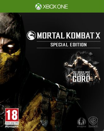 Mortal Kombat X (Special Edition)