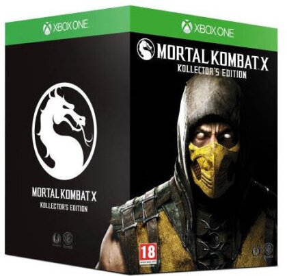 Mortal Kombat X (Kollector's Edition)