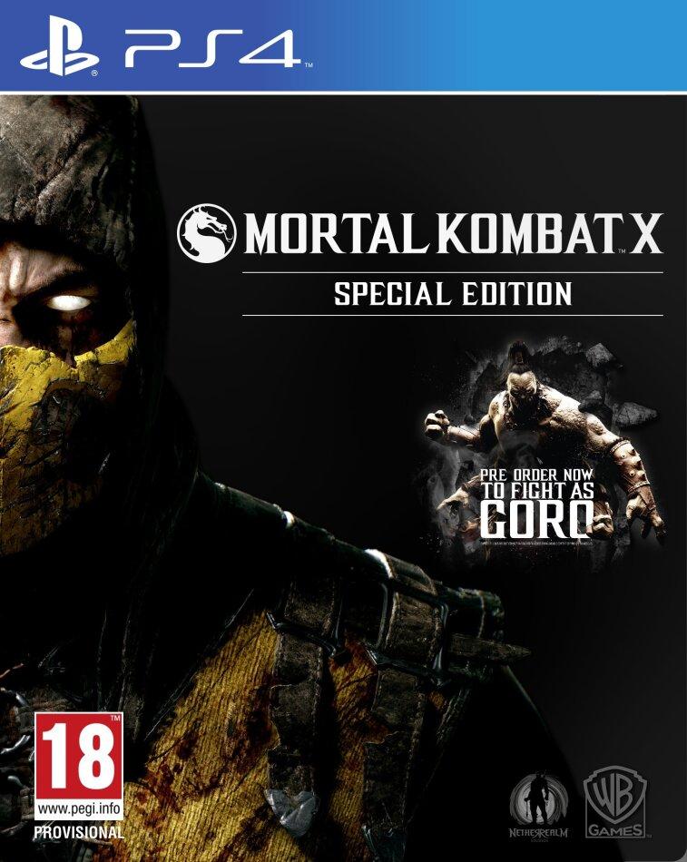Mortal Kombat X (Édition Spéciale)